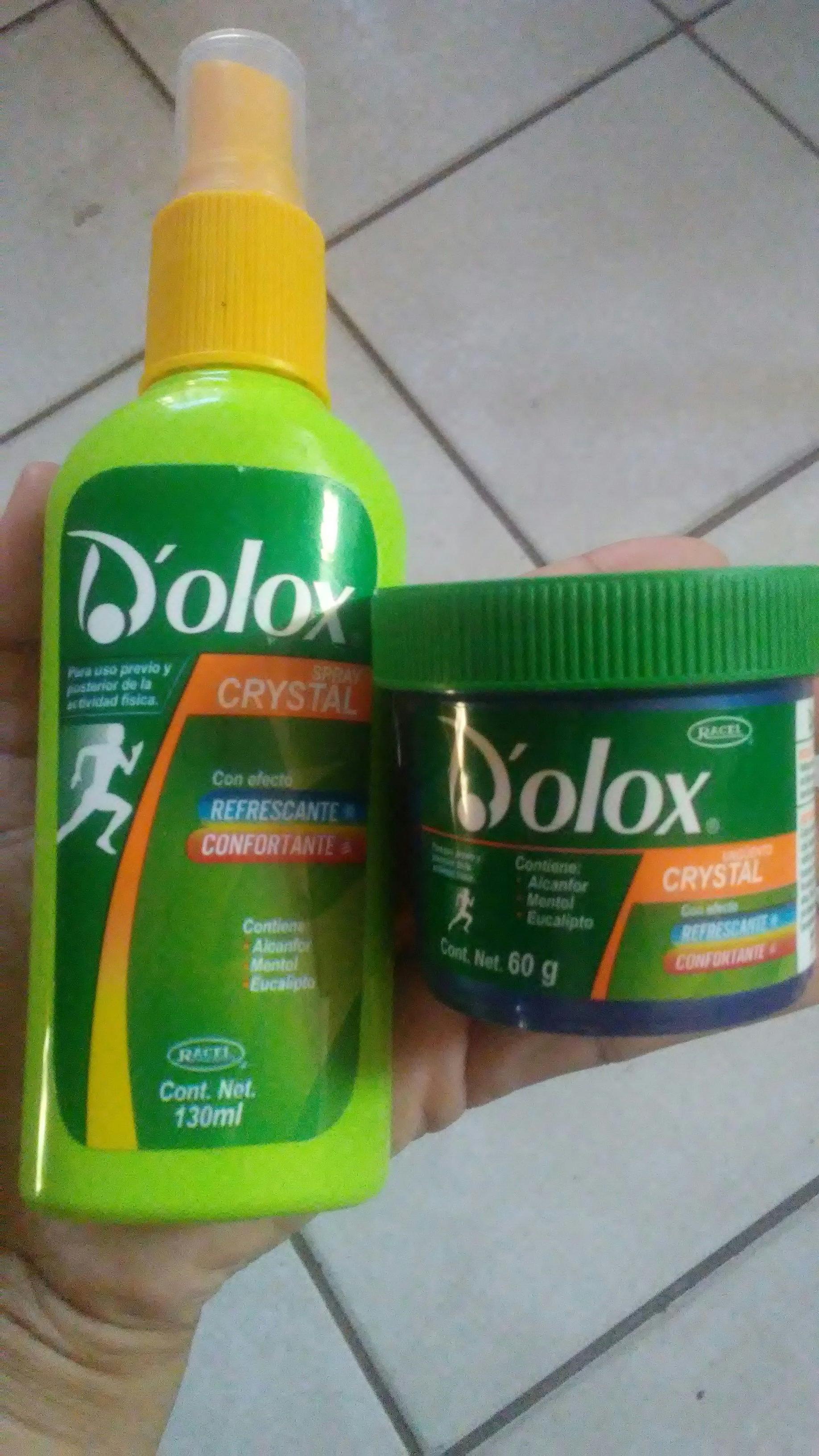 Bodega Aurrerá: dolox en crema y spray
