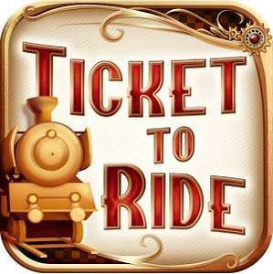 Google Play: Ticket to Ride, Small World 2 o Splendor de $126 a $36 c/u (70% de descuento)
