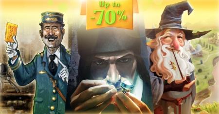 3 juegos de mesa digitales con 70% de descuento