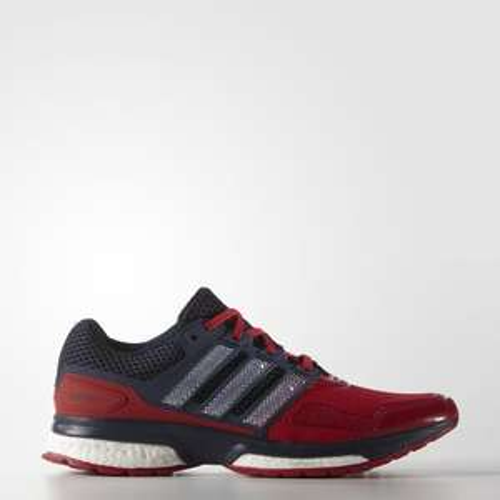 Adidas en línea: tenis para correr Response 2.0 Techfit de $2,300 a $689