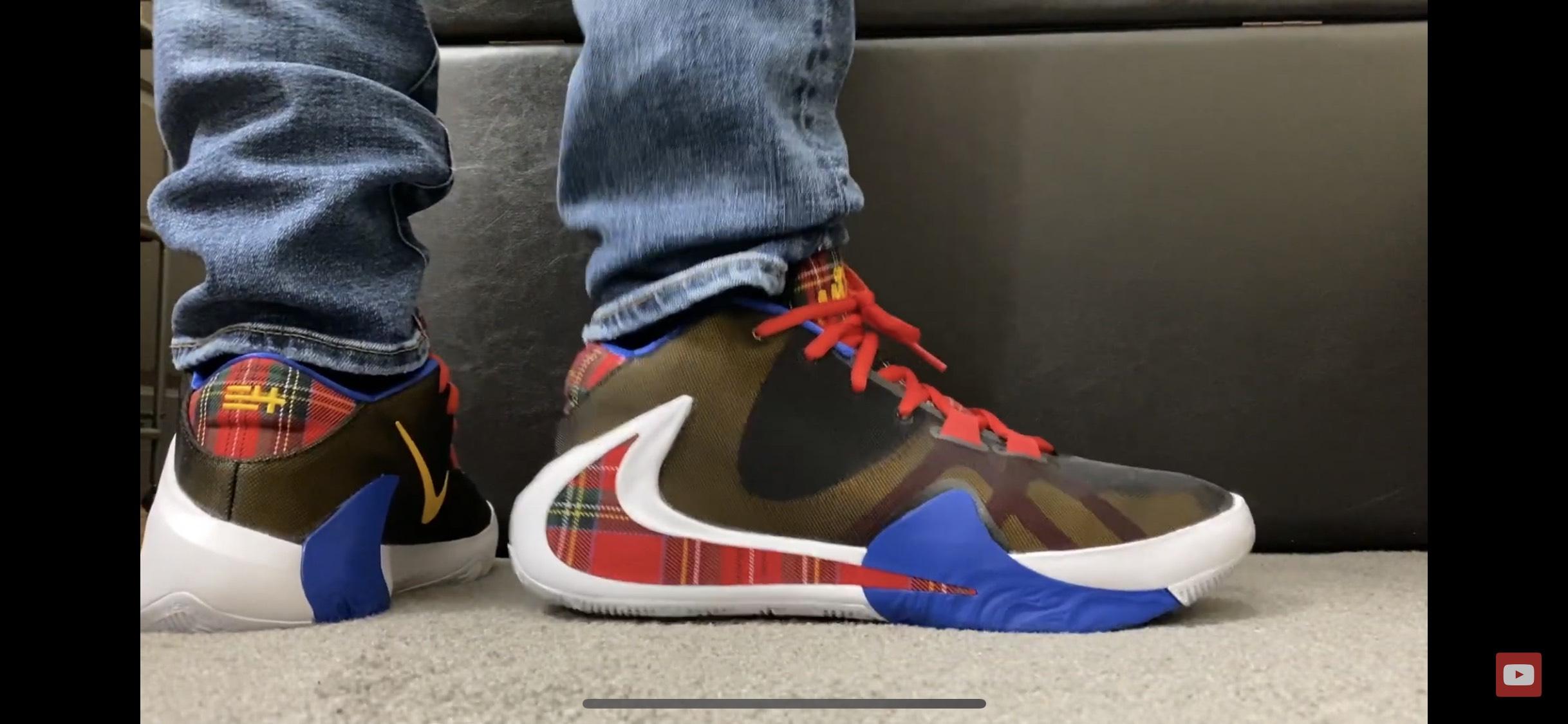 Nike: Zoom freak 1 Empleado del mes.