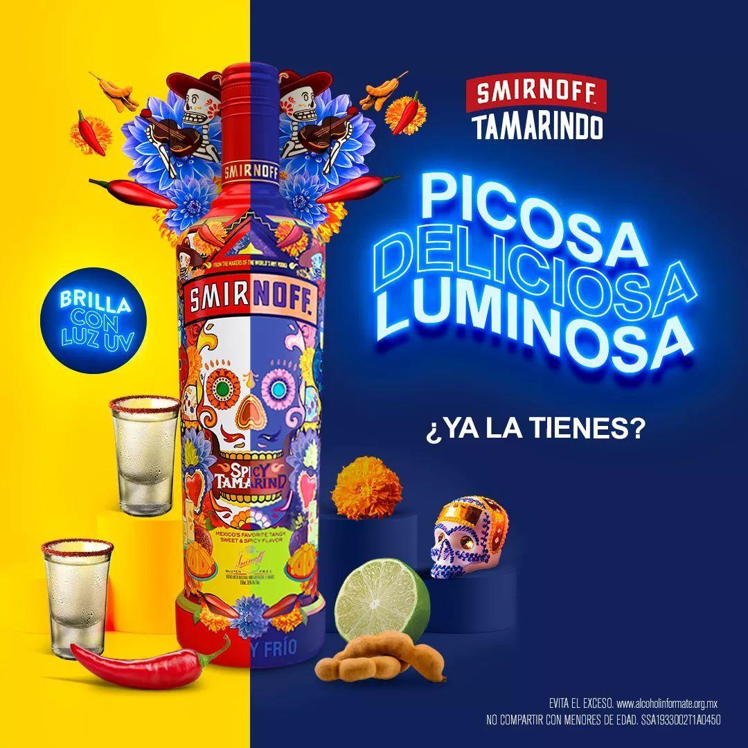 Sam's Club: vodka Smirnoff Tamarindo edición especial