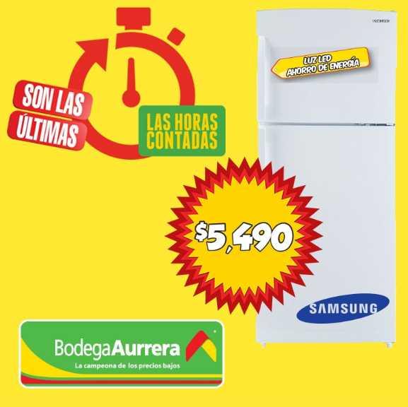 """Las Horas Contadas en Bodega Aurrerá: pantalla LED 39"""" a $5,990 y más"""
