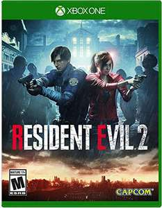 AMAZON: Resident Evil 2 - Standard Edition - Xbox One