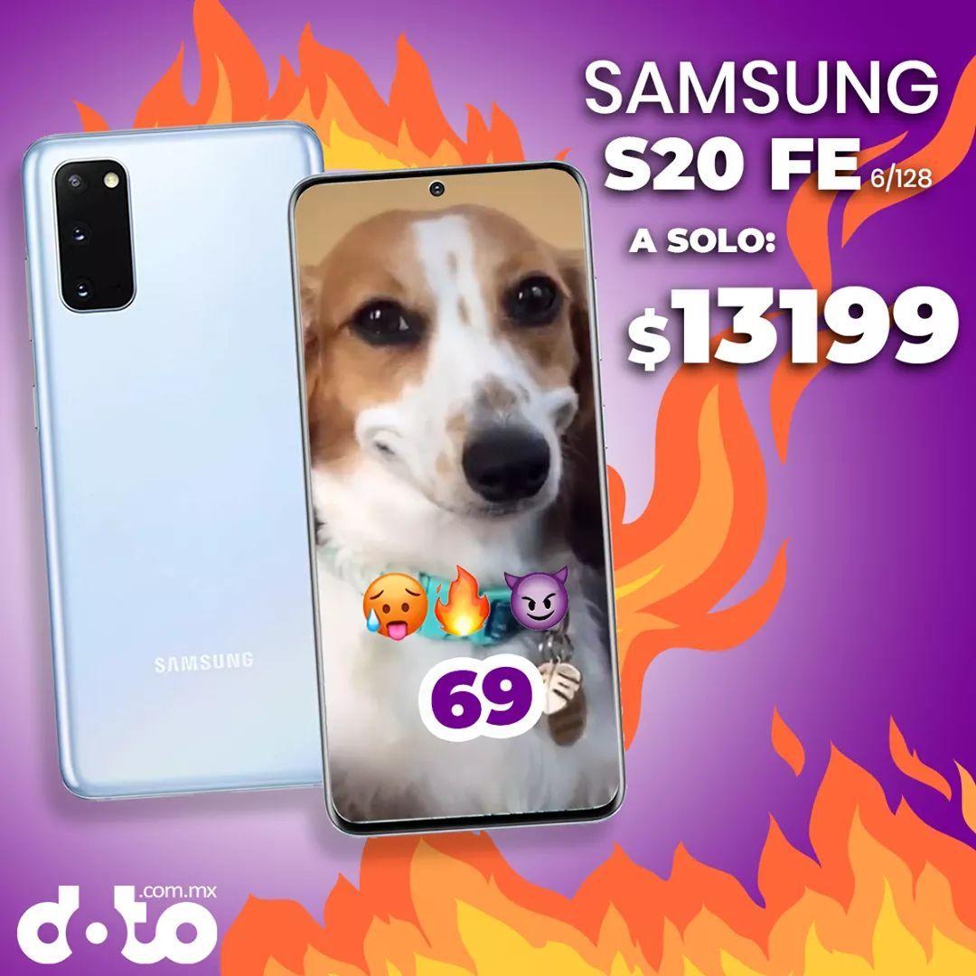 Doto: Samsung s20 FE