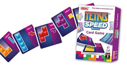 Palacio de hierro: Juego de Cartas Tetris Speed