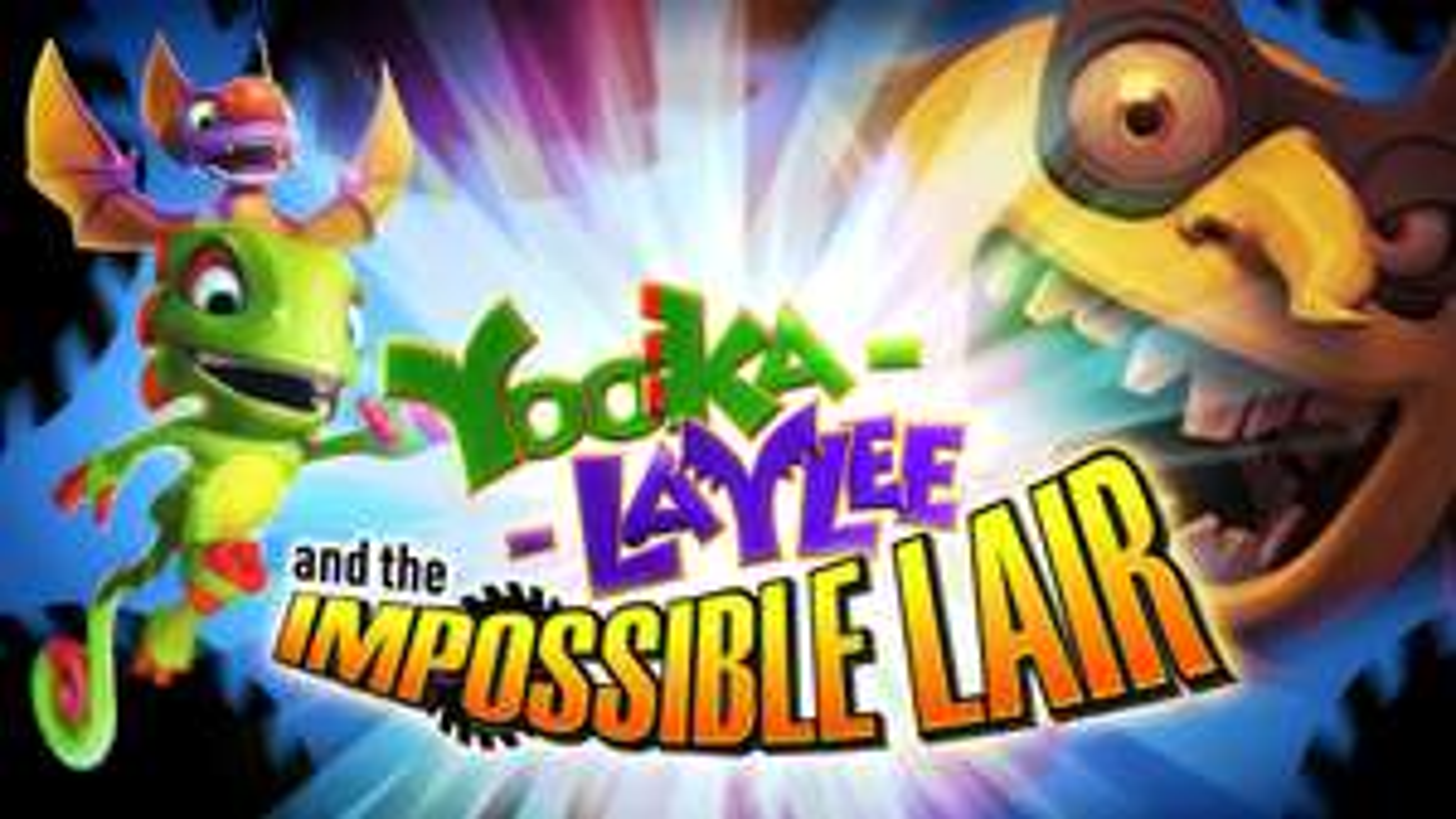 Nintendo eShop: Yooka Laylee and the Impossible Lair en $233