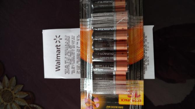 Walmart Carrizal de Villahermosa: baterías Duracell AA con 16 pzas a $79.02, sala de 4 piezas para exterior a $1,949.01