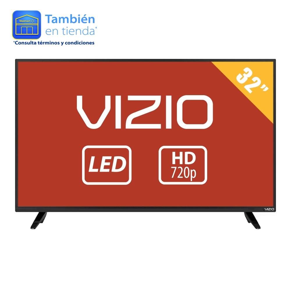 Walmart: Pantalla VIZIO HD 32'' a $3,499