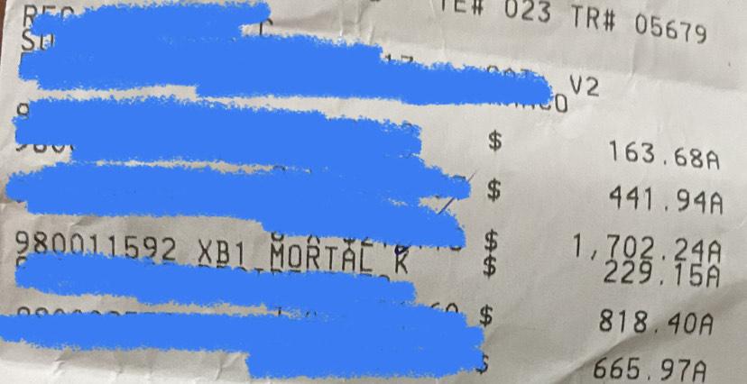 Sams Club: Mortal Kombat 11