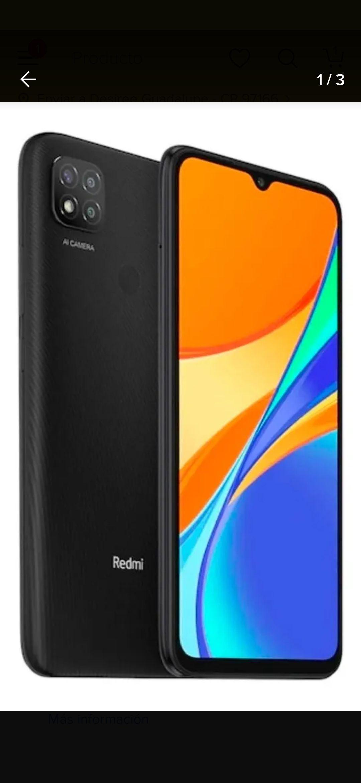 Tienda Shizi trending en Mercado libre: Xiaomi Redmi 9C 64/3 GB