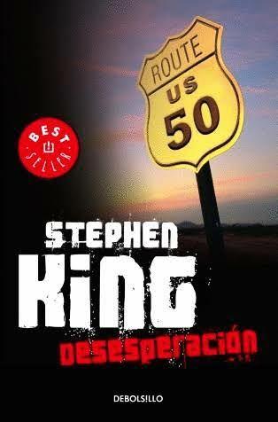 Gando: Libro Stephen King Desesperación de 410 a 360