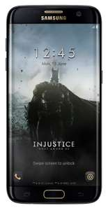 ClaroShop Super Oferta Celular Galaxy S7 Edge Edición Injustice hasta 48 meses