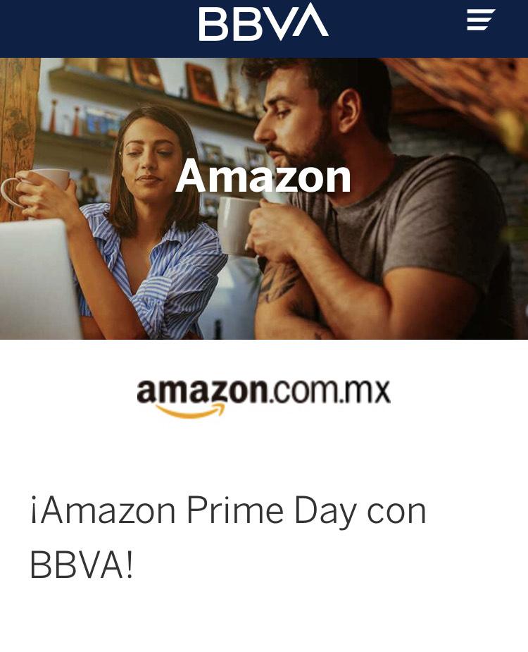 BBVA: Prime Day 2020