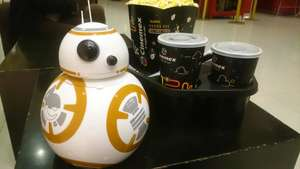 Cinemex Los Reyes: Combo BB8