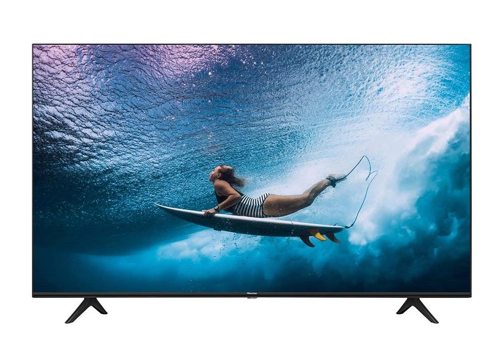 """BestBuy: Hisense - Pantalla LED de 50"""" 4K Ultra HD - Smart TV- Android TV - Negro"""