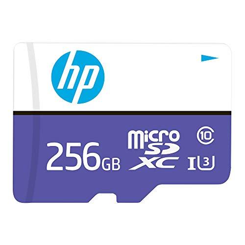Amazon: MEMORIA microSD HP 256 GB u3