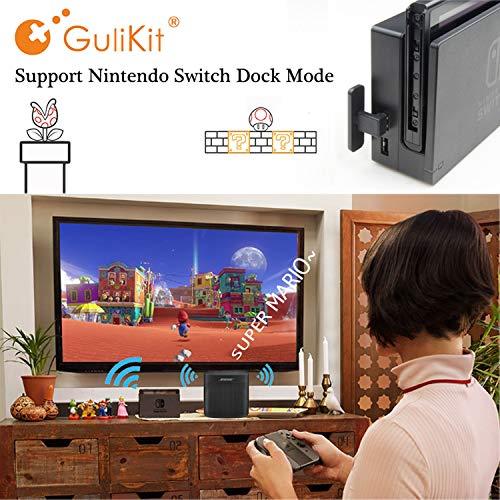 Amazon: Adaptador Bluetooth para Nintendo Switch/Switch Lite/PS4/PC, mini micrófono compatible con chat de voz en el juego