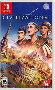Amazon: Civilization VI Nintendo Switch
