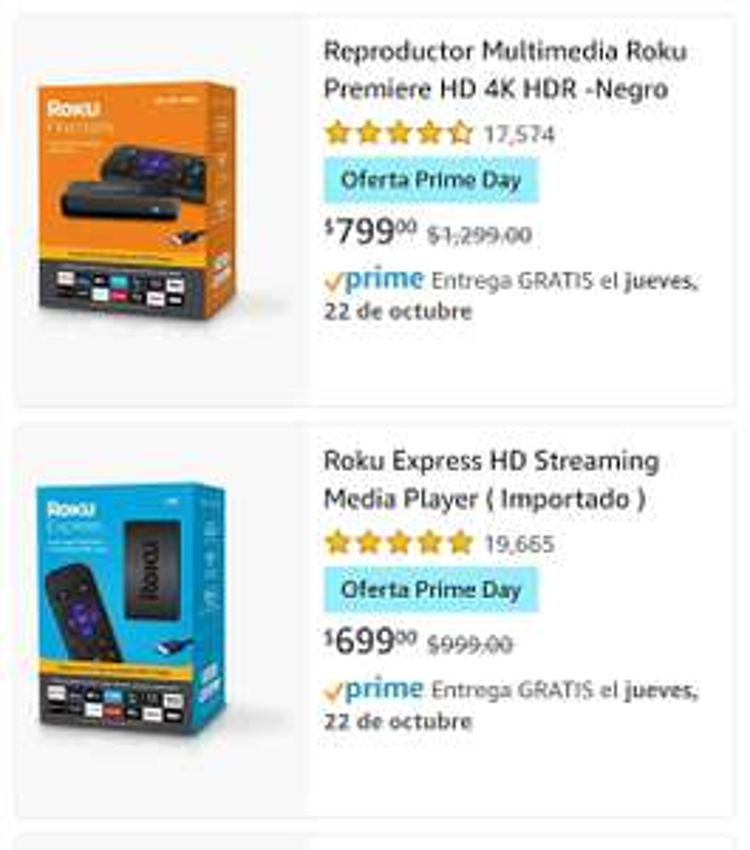 Amazon: Roku express