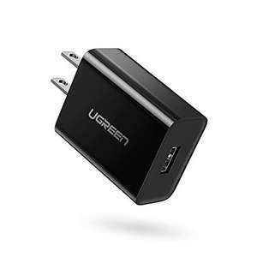 Amazon: Cargador Quick Charge 3.0 18 Watts