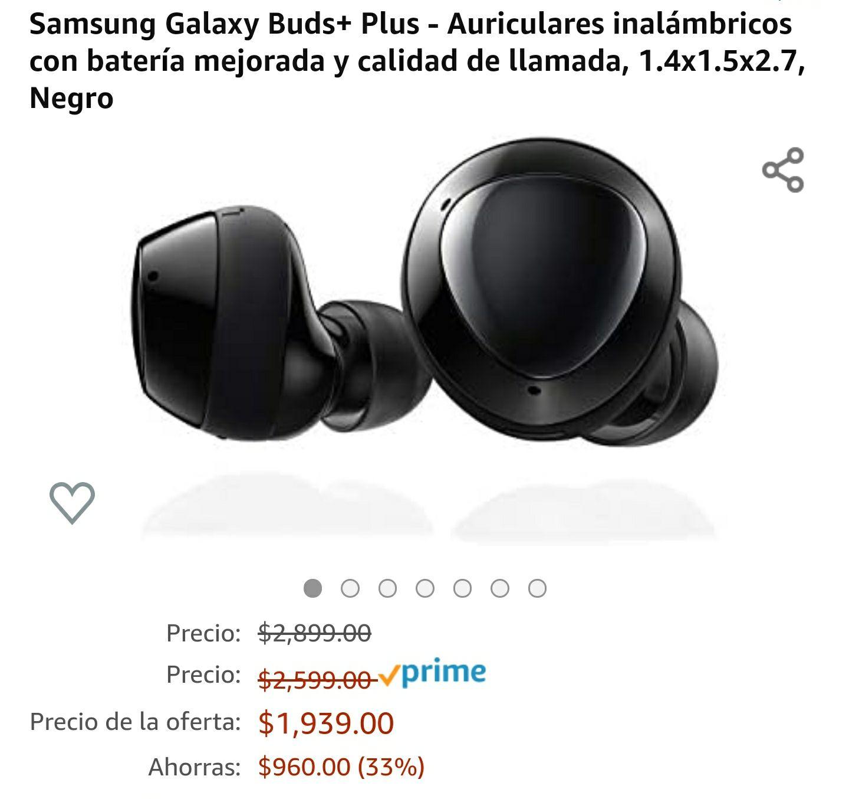 Amazon Prime Day: Galaxy Buds Plus