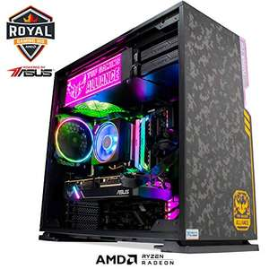 Amazon: Xtreme PC Gamer TUF Radeon RX 5600 XT Ryzen 7 3700X 16GB SSD M2 480GB 2TB RGB