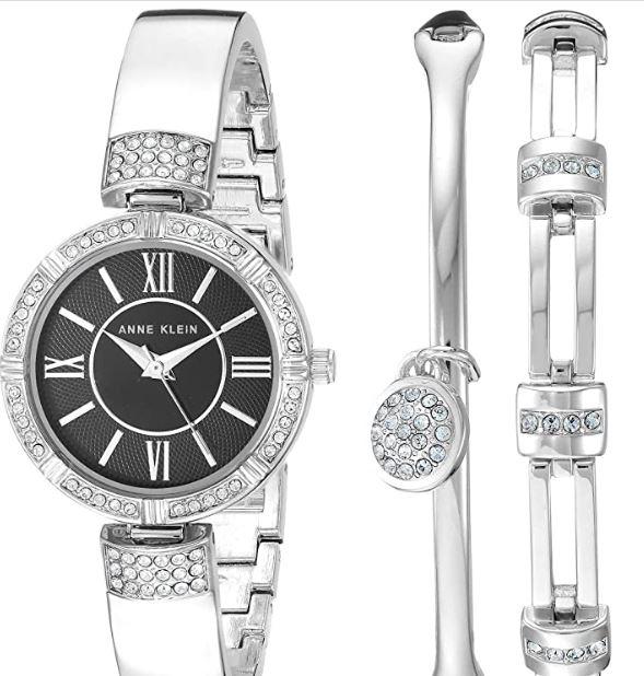 Amazon: SET Anne Klein Reloj