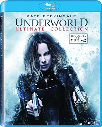 Amazon: Underworld Colección saga 5 Blu-ray