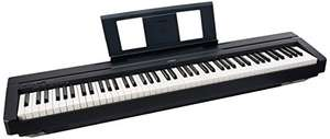 Amazon Yamaha P-45B Piano Digital, color Negro