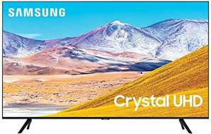 "Amazon: PANTALLA Tv Samsung Crystal 4K UHD 55"" Smart Tv UN55TU8000FXZX Alexa (pagando con Banorte)"