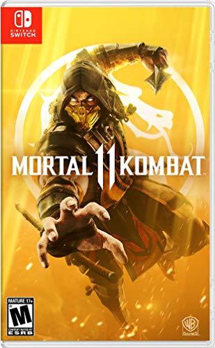 Amazon: Mortal kombat 11 para switch envío gratis con prime.