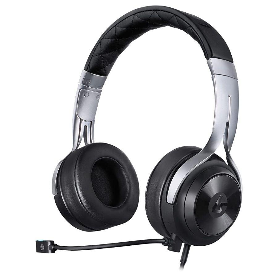 Amazon: Audífonos Auriculares Headset lucidsound 20