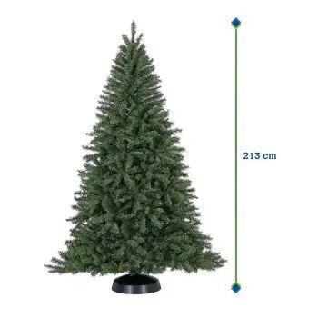 Sam's Club: Árbol de Navidad Artificial Member's Mark de 2.13 m