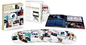Amazon:Steven Spielberg Director's Collection [Blu-ray]