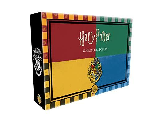 Amazon: Paquete Harry Potter Edición Limitada (1-8) [Blu-ray]