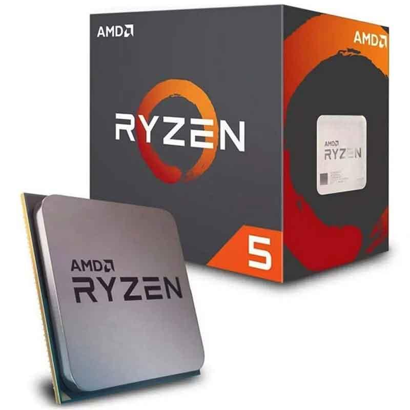 Amazon: Procesador AMD RYZEN 5 3400G (con Banorte digital)