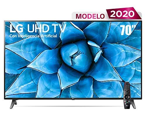 "Amazon: TV LG 70"" 4K UHD Smart Tv LED 70UN7370PUC"