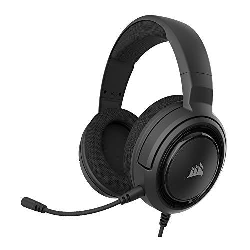 Amazon: Headset Corsair hs35 carbon