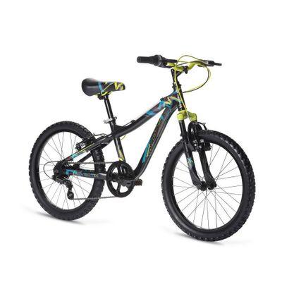Elektra: Bicicleta de Montaña Mercurio Vertix R20 6 Velocidades Negro