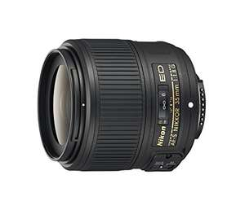 Amazon: Nikon AF-S FX NIKKOR 35mm f/1.8G