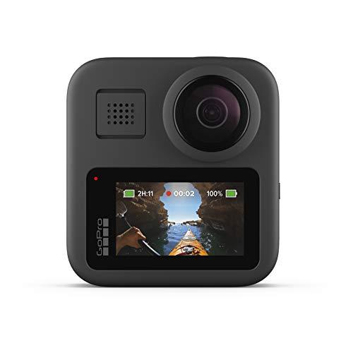 Amazon: GoPro MAX Waterproof 360 (Banorte Digital)