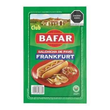 Sam's Club: Salchicha de Pavo Bafar Frankfurt 2.15 kg