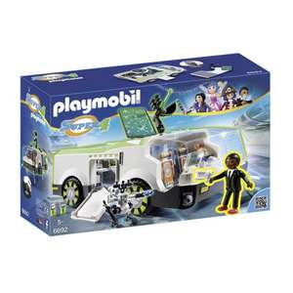 Walmart en línea: Technopolis Camaleón Playmobil Super 4