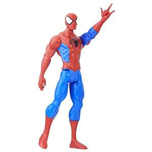 Amazon: Spider-Man Marvel Titan Hero Series Figura