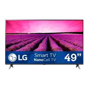 Sam's Club: Pantalla LG 49 Pulgadas Smart TV NanoCell AI Th