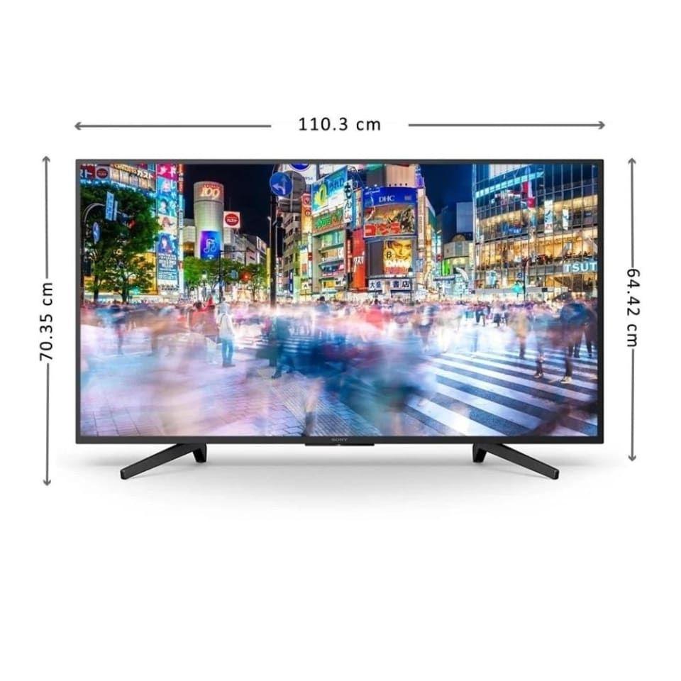 Walmart Taxqueña: TV Sony 49 Pulgadas 4K Ultra HD Smart TV LED Mod. KD-49X720F