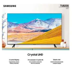 Sam's Club: SAMSUNG 65 4K SERIE 8000 SAMS CLUB