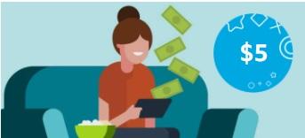 AMAZON USA: Cupón $5 USD compras mínimas $10USD