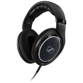 Amazon: Audifonos Sennheiser HD 598 Over Ear Negro